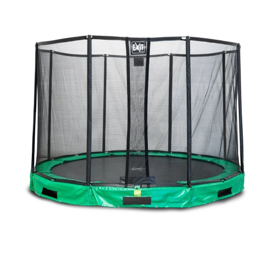 10.28.10.02-exit-interra-inground-trampolin-o305cm-mit-sicherheistnetz-grun
